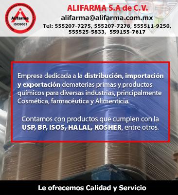 Alifarma, S.A. de C.V.