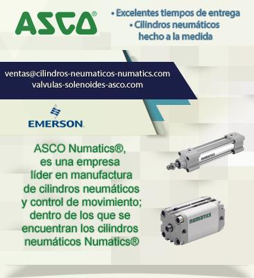 Ascomática, S.A. de C.V. ASCO NUMATICS