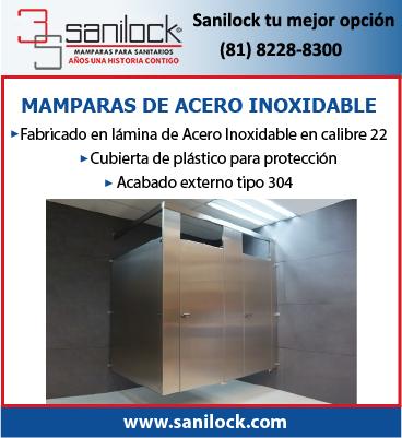 Sanilock Mamparas para Sanitario