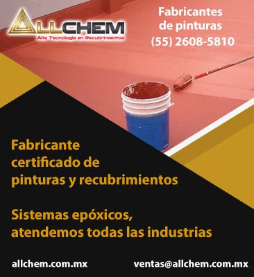Allchem AG, S.A. de C.V.