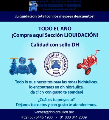 DH Hidráulica y Drenaje, S. A. de C.V.