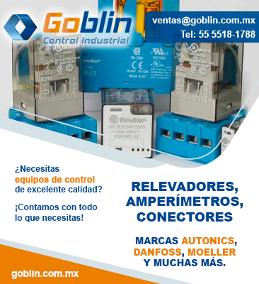 Goblin Control Industrial, S.A. de C.V.