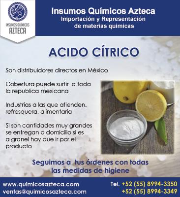 Insumos Químicos Azteca, S.A. de C.V.