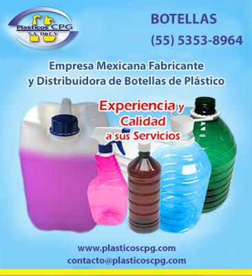 Compañía de Plásticos en General, S.A. de C.V. Plasticos CPG