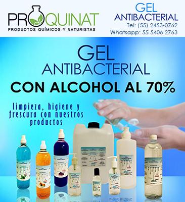 Productos Químicos y Naturistas PROQUINAT