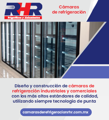 RHR Frigoríficos y Aislamientos, S. De R.L. De C.V.