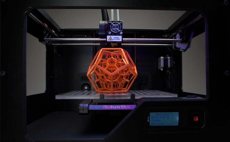 Impresión 3D: historia y avances