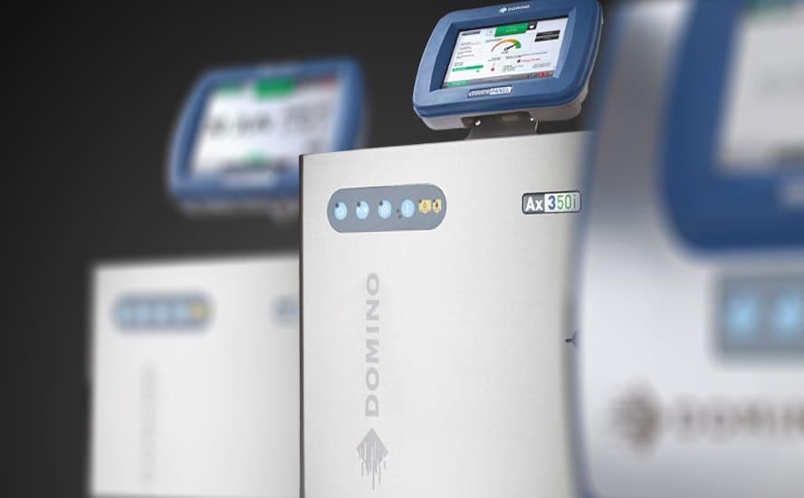 trazabilidad y marcaje con Domino Printing Domino Ax Series_Header