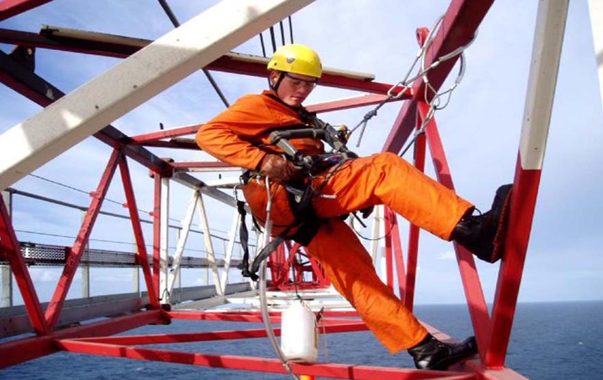 equipos de seguridad industrial personal