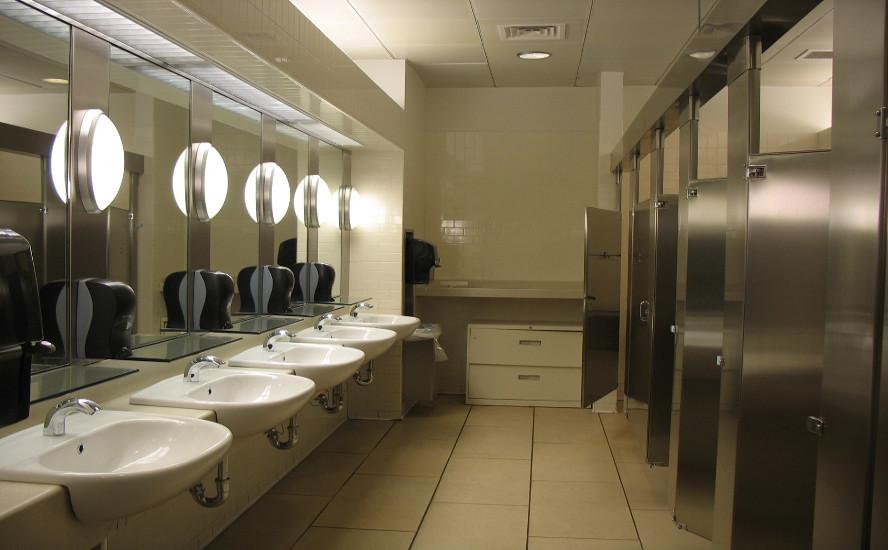 accesorios para baños, tipos