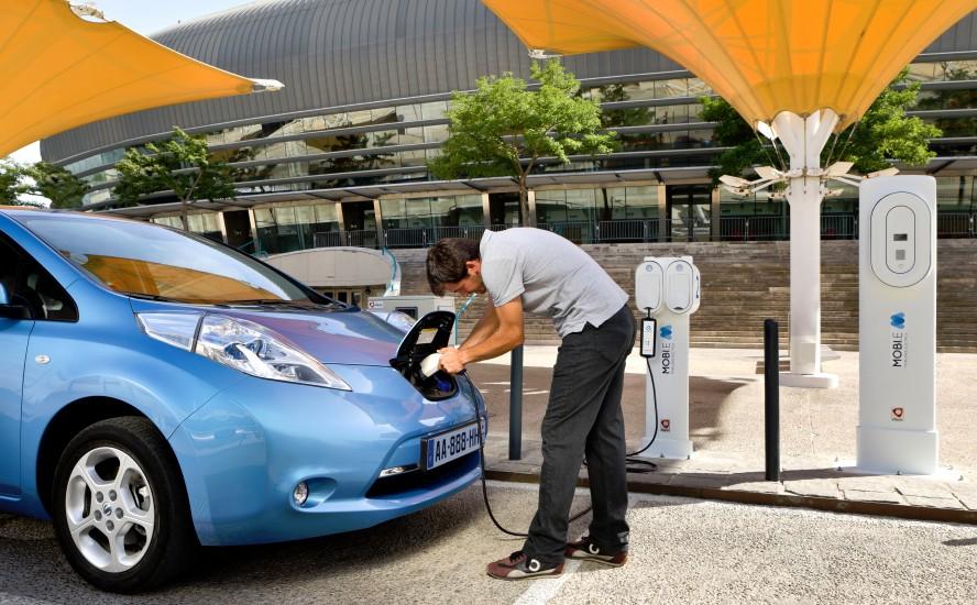 Automóviles eléctricos, una alternativa hecha realidad