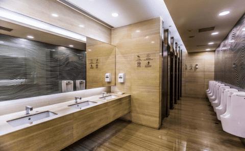 baños inteligentes o baños cero contacto