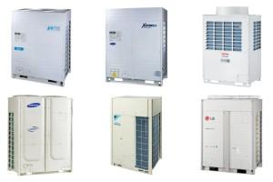 Sistemas de aire acondicionado VRF, eficaces al cubrir tus necesidades