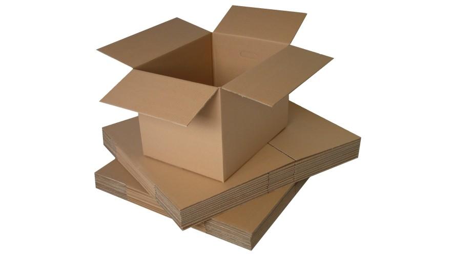 Empaques de cartón, una opción versátil