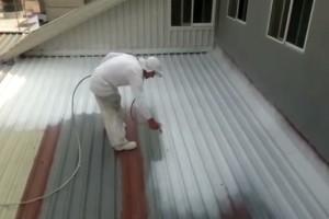 Recubrimientos disipadores de calor y filtros solares para construcciones