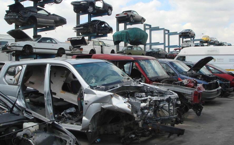 Reciclaje de autopartes para reducir el impacto ambiental