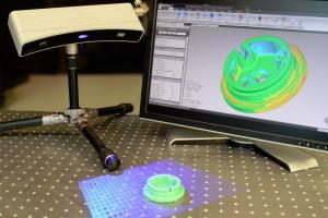 Digitalizadores en 3D