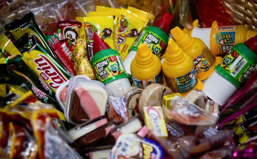 Resultado de imagen para dulces industrializados