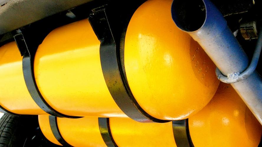 Vehículos a gas natural, una realidad