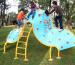 Tres tendencias de juegos infantiles para parques