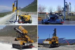 Máquinas hincadoras, construyendo productividad
