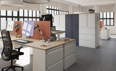 muebles para oficina en mexico