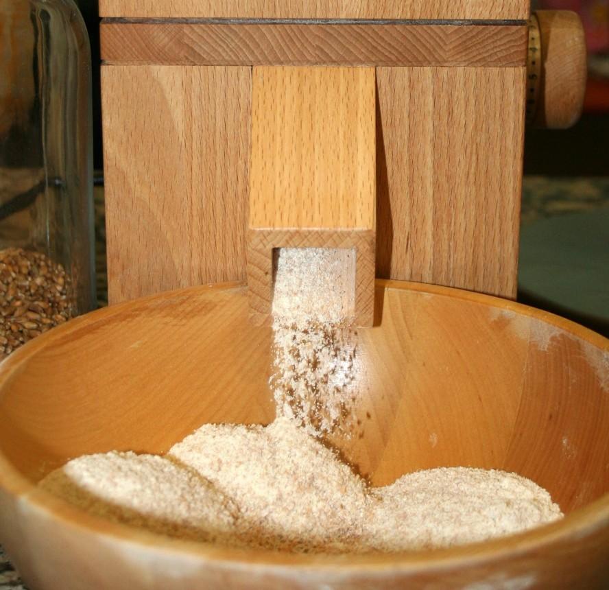Molinos para cereales, tipos y características