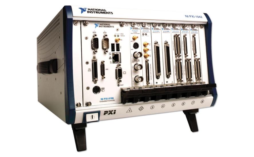 Sistemas híbridos para pruebas industriales