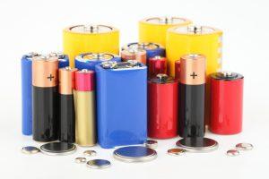 potasa caustica baterias