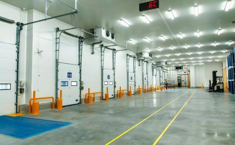 puertas para refrigeracion, opciones