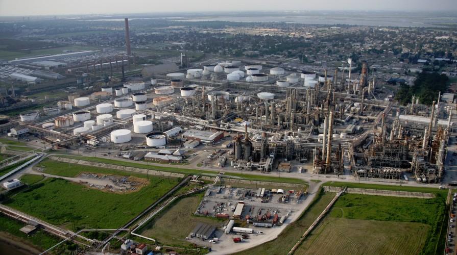 Balanza comercial de la industria química en México
