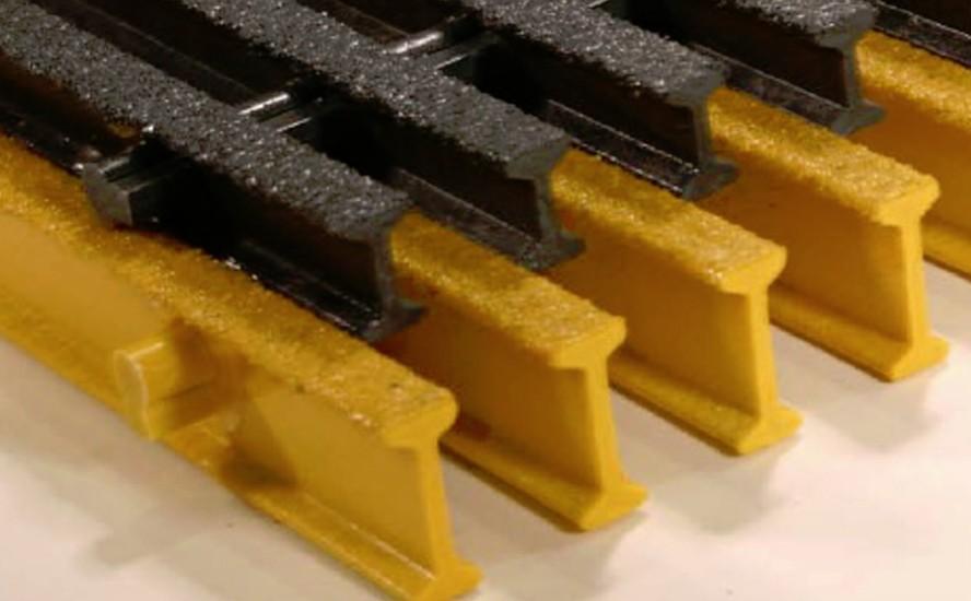 Rejillas de fibra de vidrio y su función en la industria