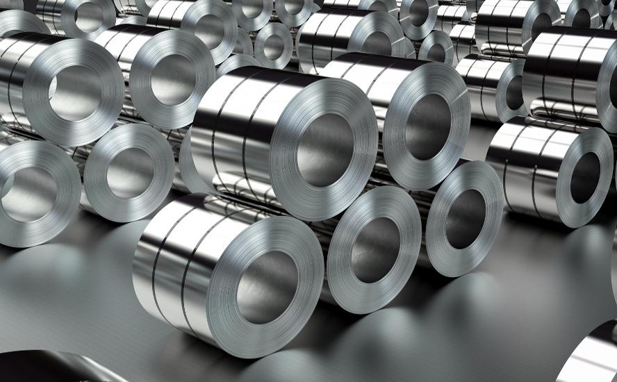 rollos de lamina de acero para la industria