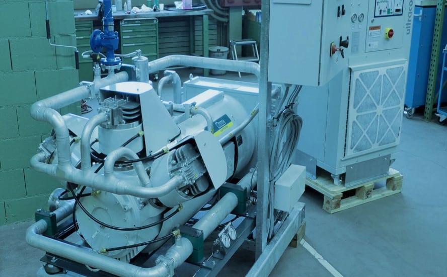 compresores de gas sauer