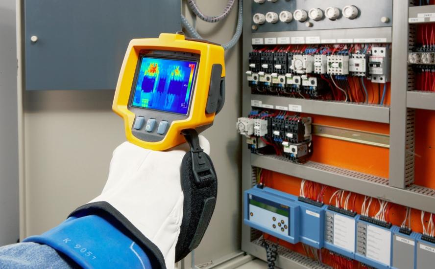 Cámaras termográficas, inspecciones a distancia