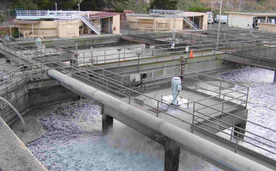 Tratamiento de aguas: lodos activados