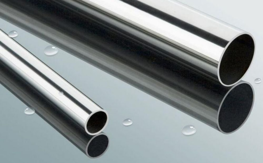 Tuberías de acero inoxidable, aplicaciones industriales