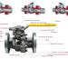 Válvulas tipo bola y sus aplicaciones en la industria