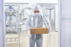 variador de frecuencia industria farmaceutiva