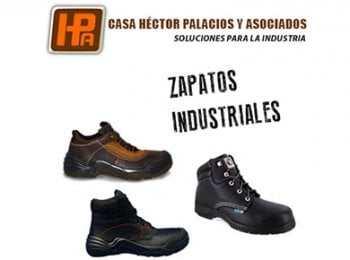 ZAPATOS INDUSTRIALES
