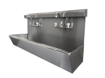 Lavabos de acero inoxidable for Lavabo de acero inoxidable