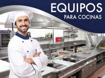 Equipos para cocinas for Cocinas y equipos