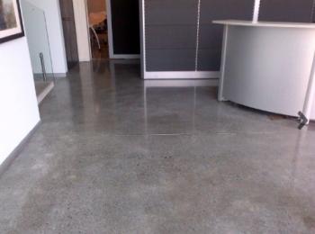 Pulido de pisos for Piso de concreto pulido