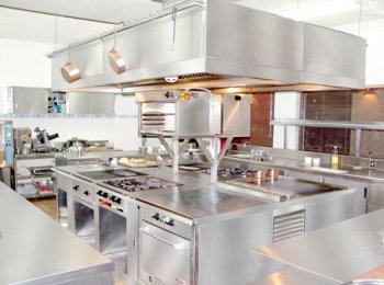Equipos para cocinas y restaurantes for Mobiliario y equipo de cocina