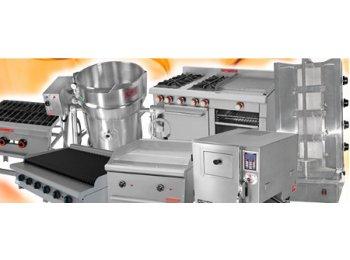 Cocinas v ase equipos para cocinas y restaurantes for Mobiliario y equipo para restaurante