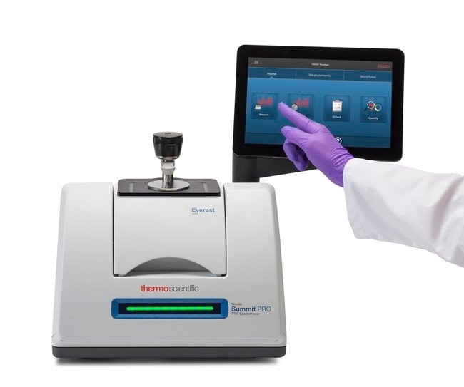Espectrofotometros ftir