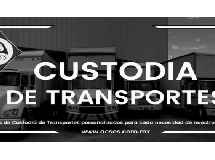 Custodia a transporte