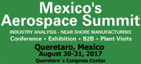 Mexico's Aerospace Summit 2017
