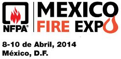 NFPA Mexico Fire Expo 2014