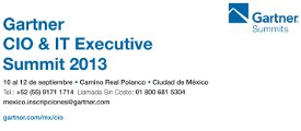 Gartner CIO and IT Executive Summit 2013